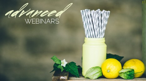 Advanced Webinars - Series One